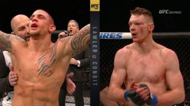 highlightsreaction-joseph-duffy-loses-to-dustin-poirier-in-close-fought-war