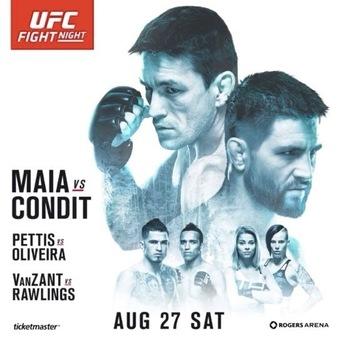 UFC_on_FOX_21_Maia_vs._Condit_Poster