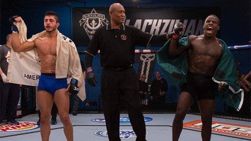 The Ultimate Fighter: American Top Team vs Blackzilians